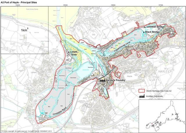Hayle World Heritage Site - via https://www.cornish-mining.org.uk/sites/default/files/a2_port_of_hayle_psites_2012.pdf